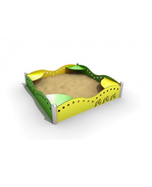 Smėlio dėžė Sablo 3