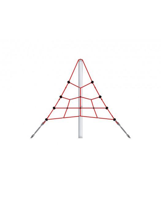 Tinklinė piramidė Mnich