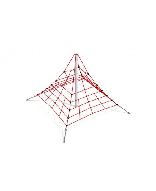 Tinklinė piramidė Gerlach