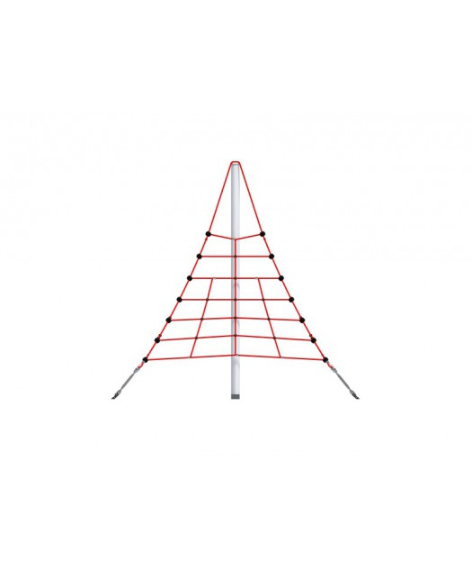 Tinklinė piramidė Rosa