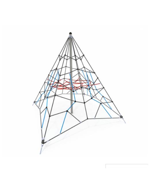 Tinklinė piramidė