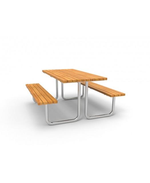 Suolų ir stalo rinkinys ZP...