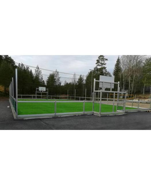 Apsauginė stadiono tvora