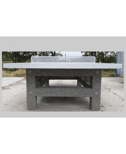 Betoninis lauko stalas