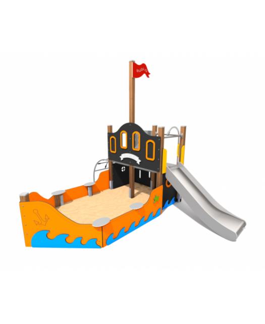 Žaidimų įrenginys Laivas 8001