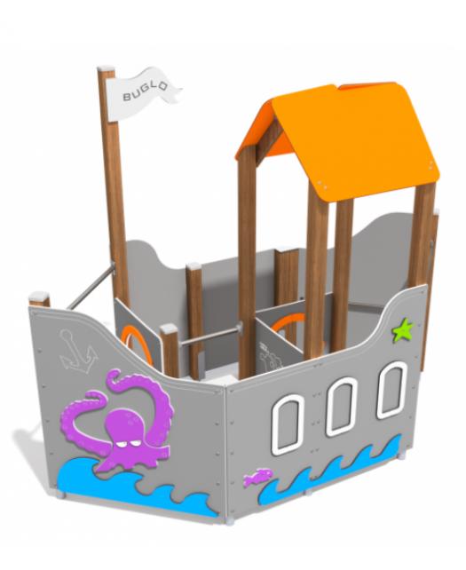 Žaidimų įrenginys Laivelis...