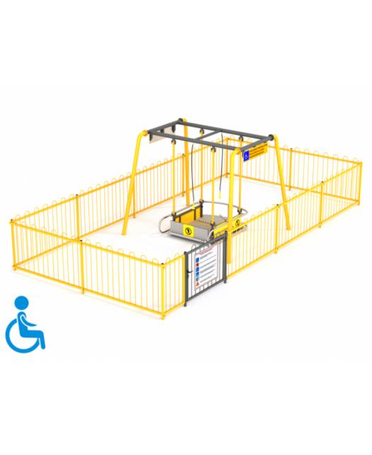 Neįgaliųjų sūpynės 3015