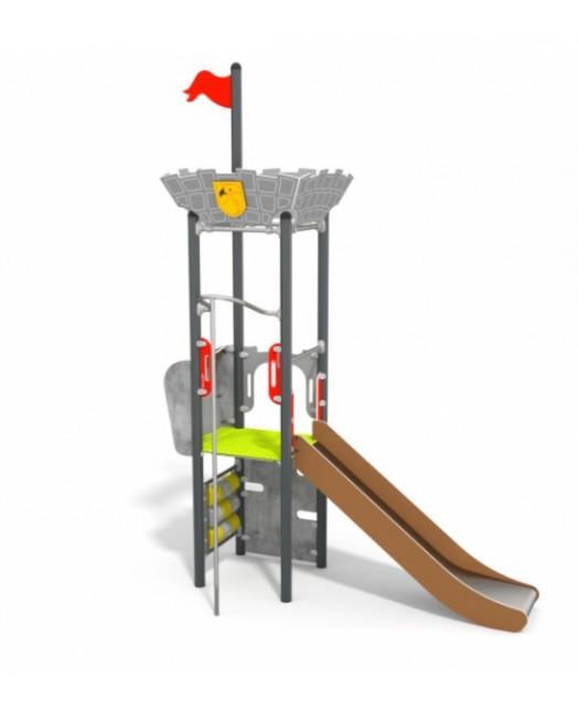 Mažas vaikų žaidimo bokštas...