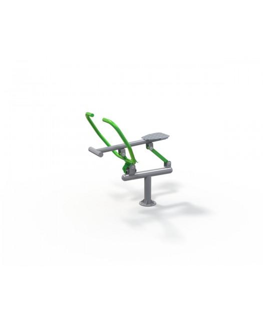 Lauko treniruoklis Rower