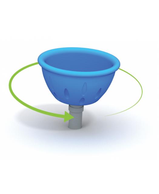 Karuselė puodelis 4006