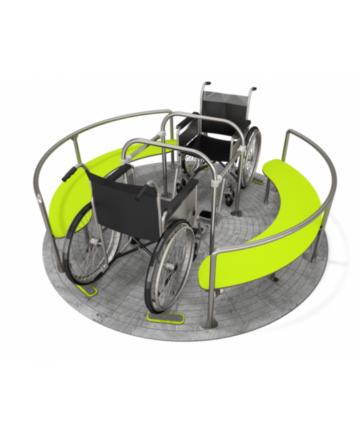 Karuselė neįgaliesiams 4067
