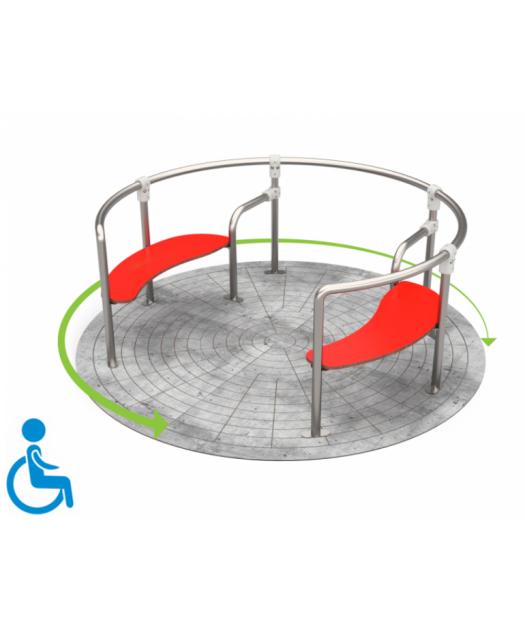 Karuselė neįgaliesiams 4079