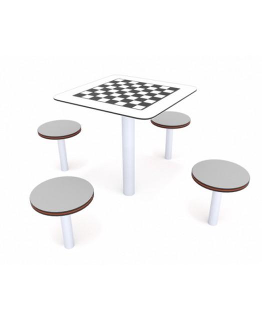 Šachmatų stalas 2017