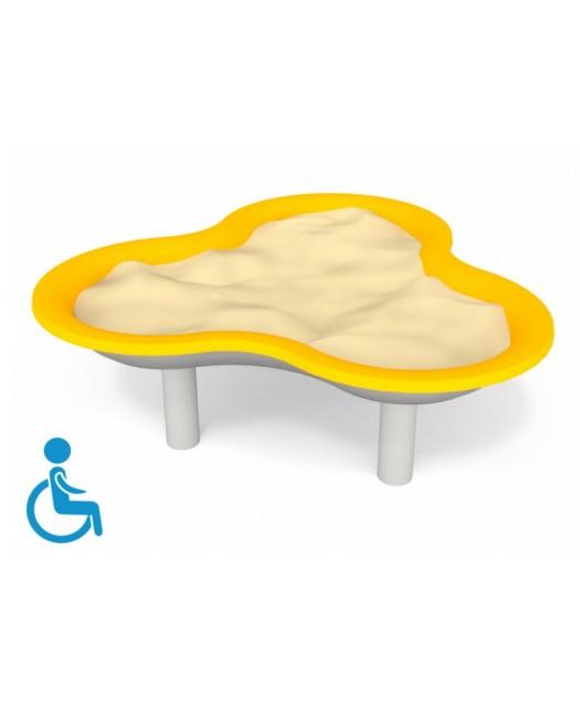 Smėlio dėžė neįgaliesiems 2027