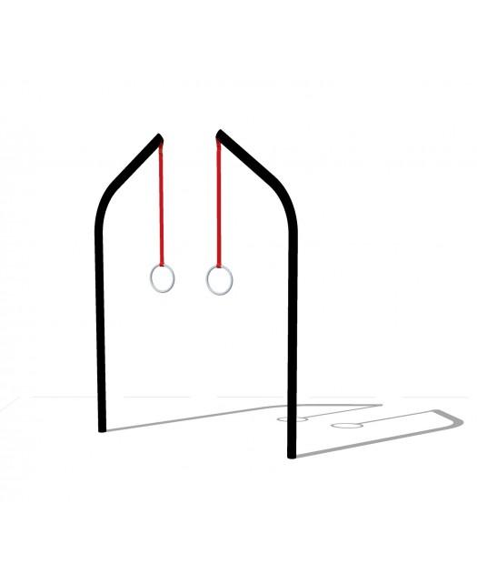Gimnastikos žiedai